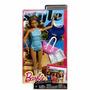 Boneca Barbie Style Férias De Verão Grace - Mattel Cjp97