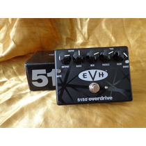 Mxr Evh 5150 Distortion Custom Shop (nf Em Seu Nome )