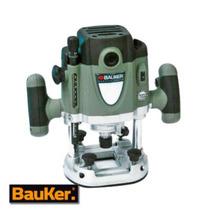 Ruteadora 1500w 8000-23500rpm + 6 Fresas Ro150 Bauker