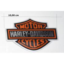 Adesivos Modelo Harley Davidson Excelente Qualidade 6 Peças