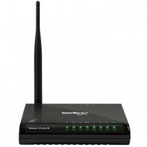 Roteador Intelbras Win240 Wireless 150mbps 4005066 S/ Juros