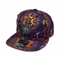 Boné Dark Wolf Aba Reta Snapback Skateboard Hat Of Brand