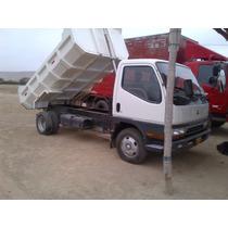 Vendo Camion Mitsubishi Canter Volquete Año 98 En Poliza