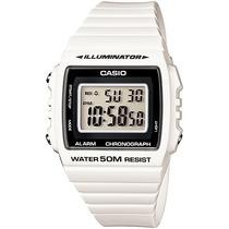 Relogio Casio W-215 H-7a Alarme Cronometro Wr 50m B