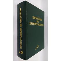 Livro Dicionário De Espiritualidade Stefano Fiores Tulo Gofi