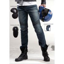 Pantalones Con Protecciones Motociclismo Uglybros Varios