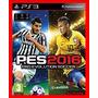 Pes - Pro Evolution Soccer 2016 Ps3 100 % Completo !!!