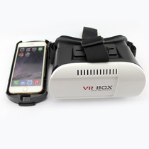 Vr Box Lentes Realidad Virtual Iphone Samusng Lg Nuevos 3d