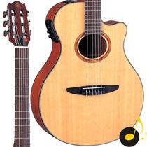 Violão Yamaha Ntx700 Elétrico Nylon Ntx 700 1 Ano Garantia
