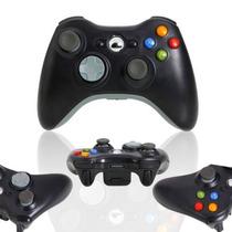 Control Inalambrico Negro Para Xbox 360 Nuevo Generico