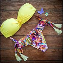 Traje De Baño Para Mujer De Moda (envío Gratis Via Fedex)