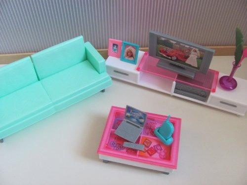 Casa De Muñecas Barbie Muebles - Familia Habitación - $ 111.900 en ...