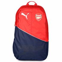 Mochila Deportiva Arsenal Fanwear Laptop 01 Puma 074337