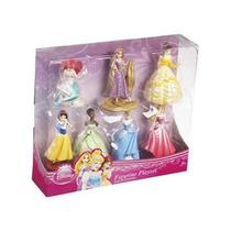 Paquete De Figuras De Princesas Disney Collection