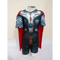 Fantasia Do Thor Infantil Curta