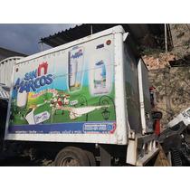 Caja Refrigerada Para Isuzu Cabstar O Tres Y Media