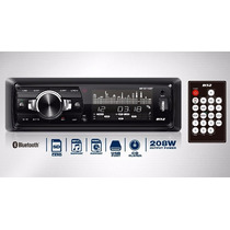Estereo B-52 Mp-5715bt Cd/mp3/usb/sd/bluetooth/radio C/contr