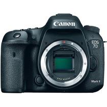 Câmera Dslr Canon Eos 7d Mark Ii Corpo 20mp - 12x Sem Juros!