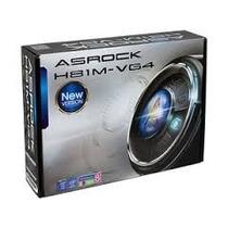 Tarjeta Madre Asrock H81m-vg4 Ddr3 Socket 1150 Para I3 I5 I7