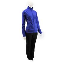 Conjunto Adidas Acetato Mujer Negro Violeta