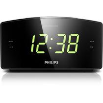Radio Relógio Philips Aj3400 Digital Fm Com 2 Alarmes Origin