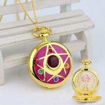 Reloj De Bolsillo Sailor Moon