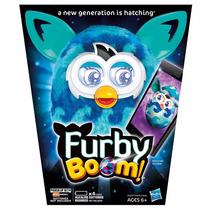 Furby Boom, De Olas Azul, Habla Español Y Furby De Hasbro