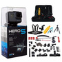 Gopro Hero5 Negro + Kit De Accesorios<br><strong class='ch-price reputation-tooltip-price'>S/. 1.599<sup>00</sup></strong>