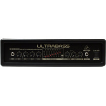 Cabeçote Amplificador P/ Baixo Behringer Ultrabass Bxd3000h