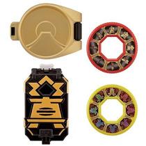 Power Rangers Battle Gear Box Negro Morpher
