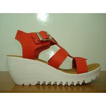 Sandalias Para Dama Marca Gran Turismo Gt11701