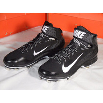 Excelentes Spikes Beisbol Nike Huarache Pro Mid Negro