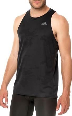 Camiseta Regata adidas Machão Response Singlet - R  87 cae894890bee6
