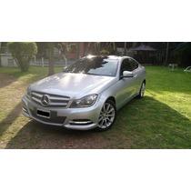 Mercedes Benz C250 At Coupe = A 0km Impecable Vendo Urgente!