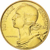 Francia Moneda De 20 Centimes Marianne 1997 - Sin Circular