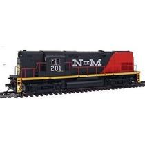Locomotora Atlas N De M Esc. Ho Nueva!!