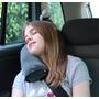 Almohada Viajera Adaptable Al Cinturon De Seguridad