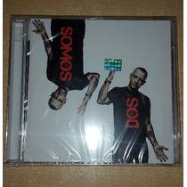 Eros Ramazzotti - Somos Dos Cd+ Dvd Nuevo Cerrado
