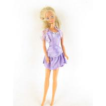 Rara Boneca Barbie Anos 60 Para Colecionador Mattel