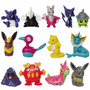 72 Und Pokemon Mini Figuras Juguetes Y Animes 2 - 3 Cm Azar