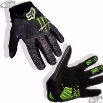 Guantes Fox Monster