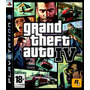 Gta 4 Grand Theft Auto Iv Ps3