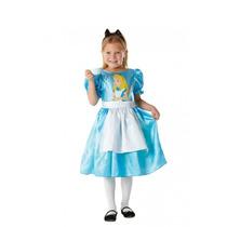 Disfraz De Alicia En El País De Las Maravillas Vestido Small