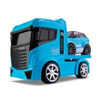 Caminhão Next Race Guincho Azul - Ref1953 - Roma Brinquedos
