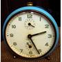 Reloj Despertador Mecánico Alemán Marca Wehrle Repetition