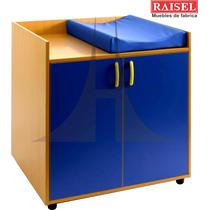 Mueble Para Guarderia, Kinder, Mobiliario Bebe, Cambiador