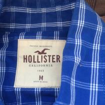 Camisa Hollister Original De Tienda Estados Unidos