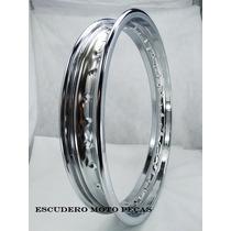 Aro De Roda Traseira Moto: Xlr125/dt 180/dt 200/nx 200 Scud