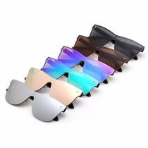 Óculos De Sol Feminino Masculino Espelhado Importado