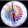 Botones Reloj Publicitarios
